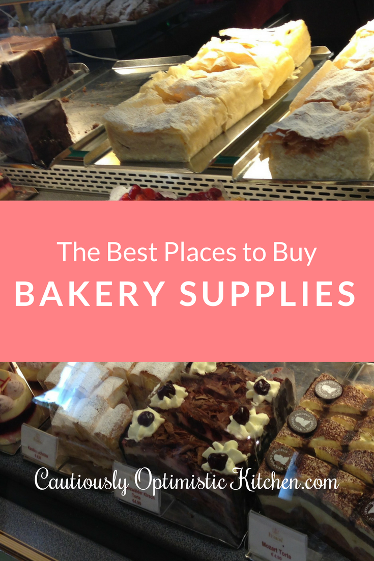 the best places to buy bakery supplies. Black Bedroom Furniture Sets. Home Design Ideas